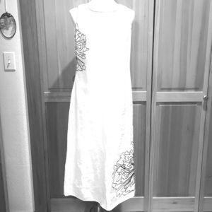 Kleen Linen Dress